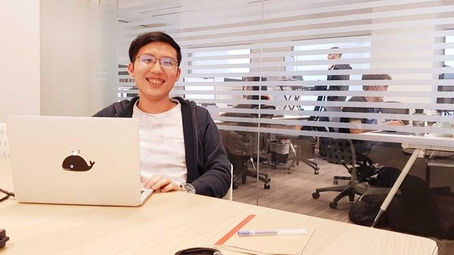 Eugene Chia Saleswhale intern