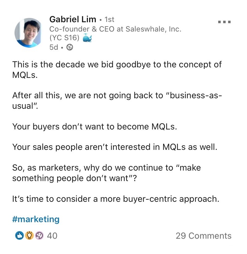 gabriel-linkedin-post