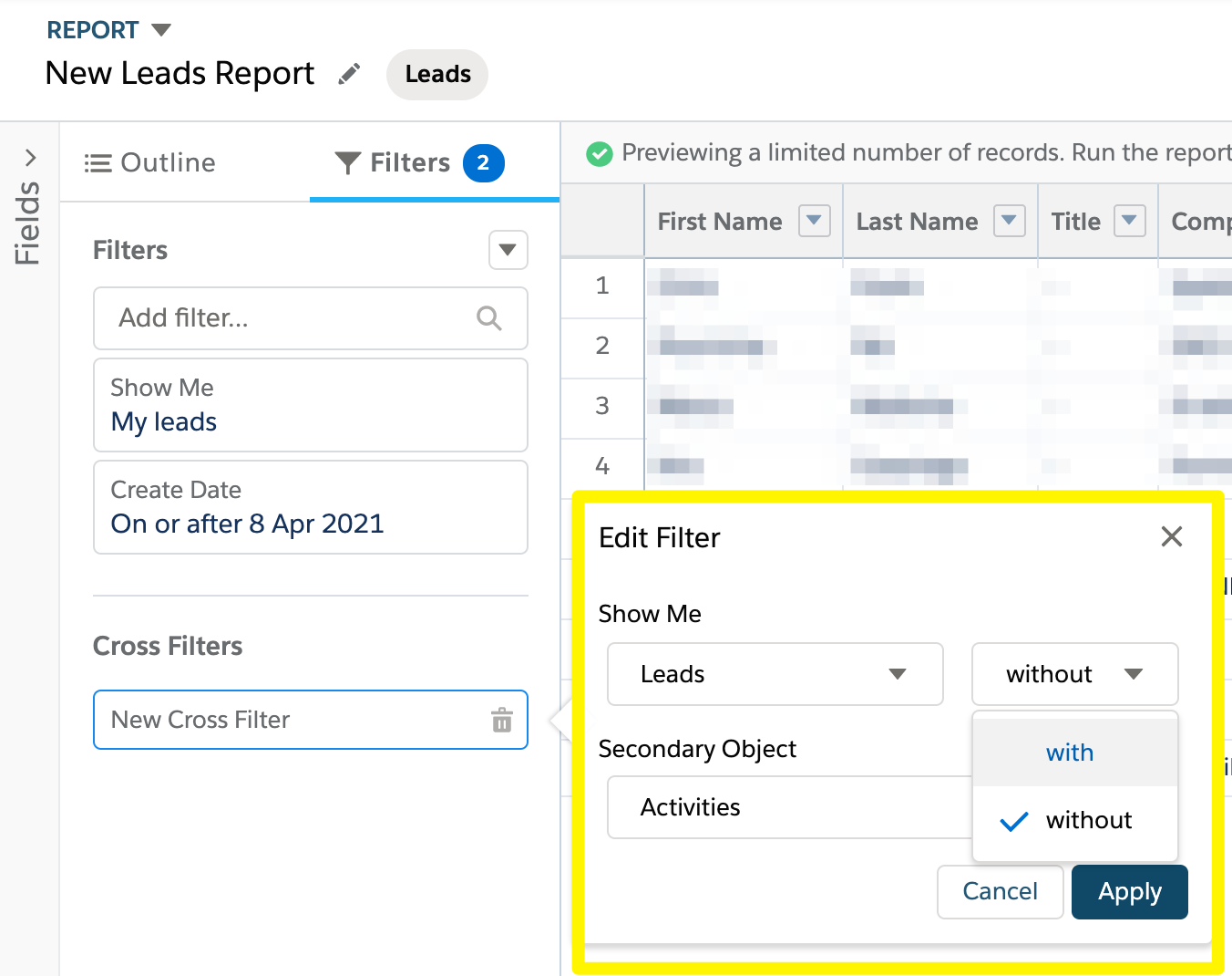 salesforce_reports_without_activities