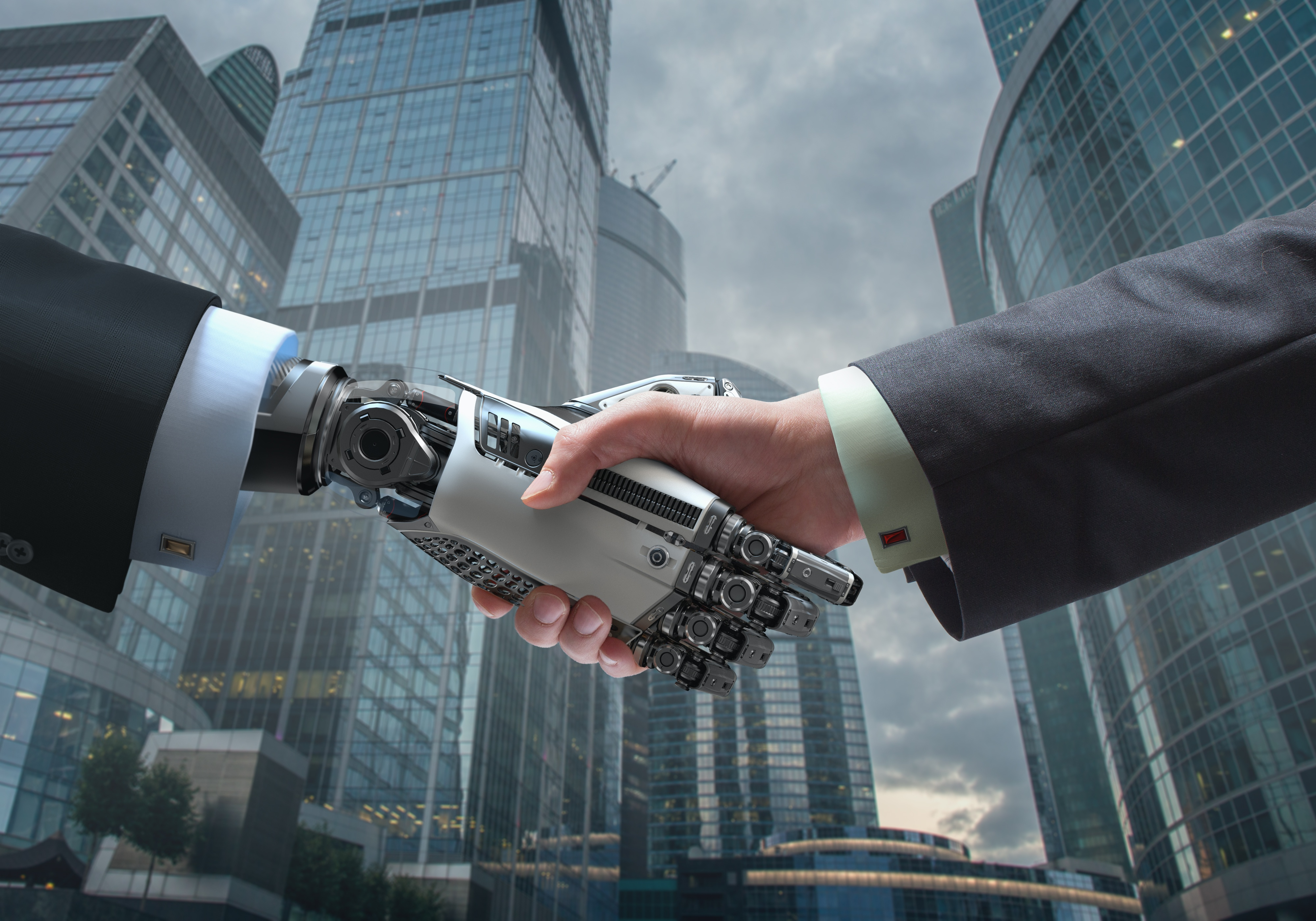 AI Reshaping Sales