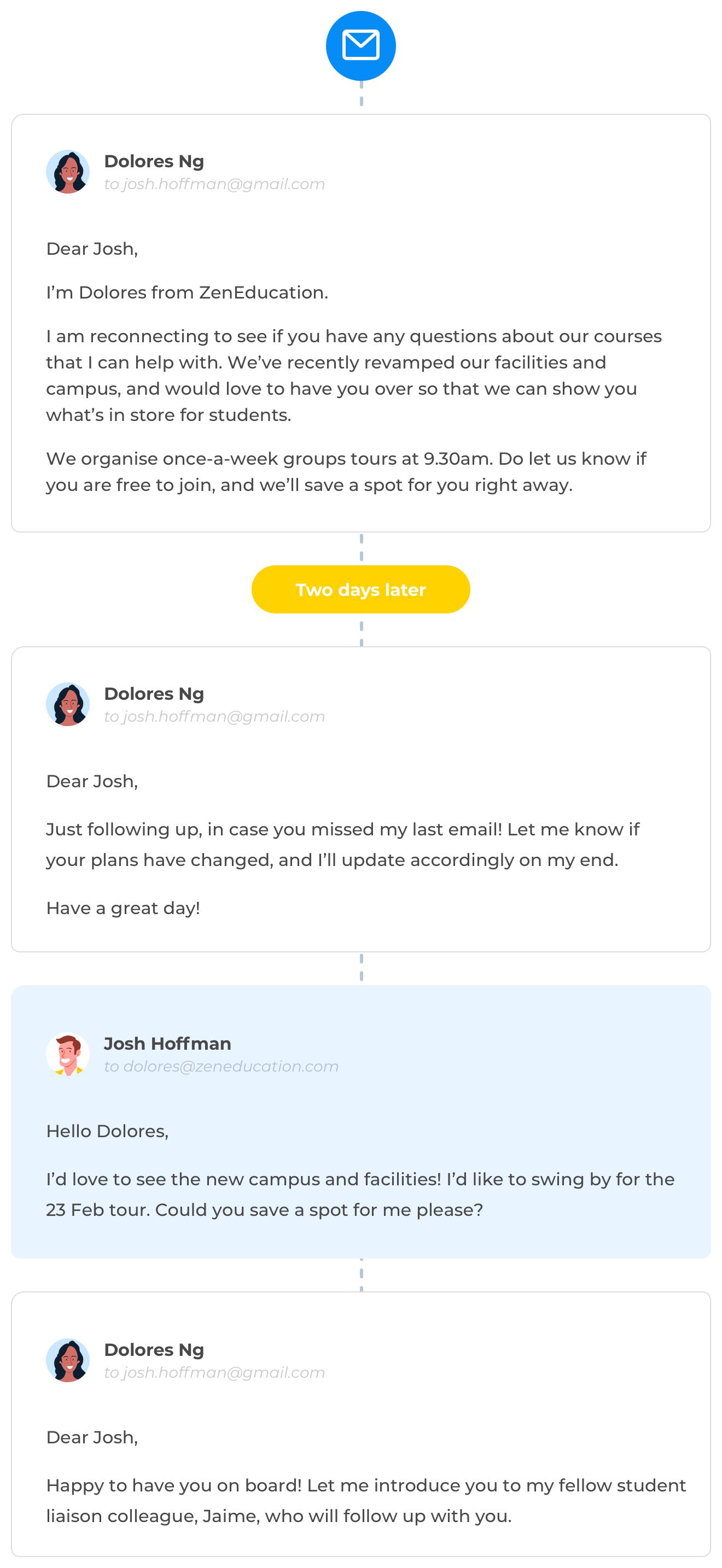 How Saleswhale's AI sales assistant re-engages stale leads