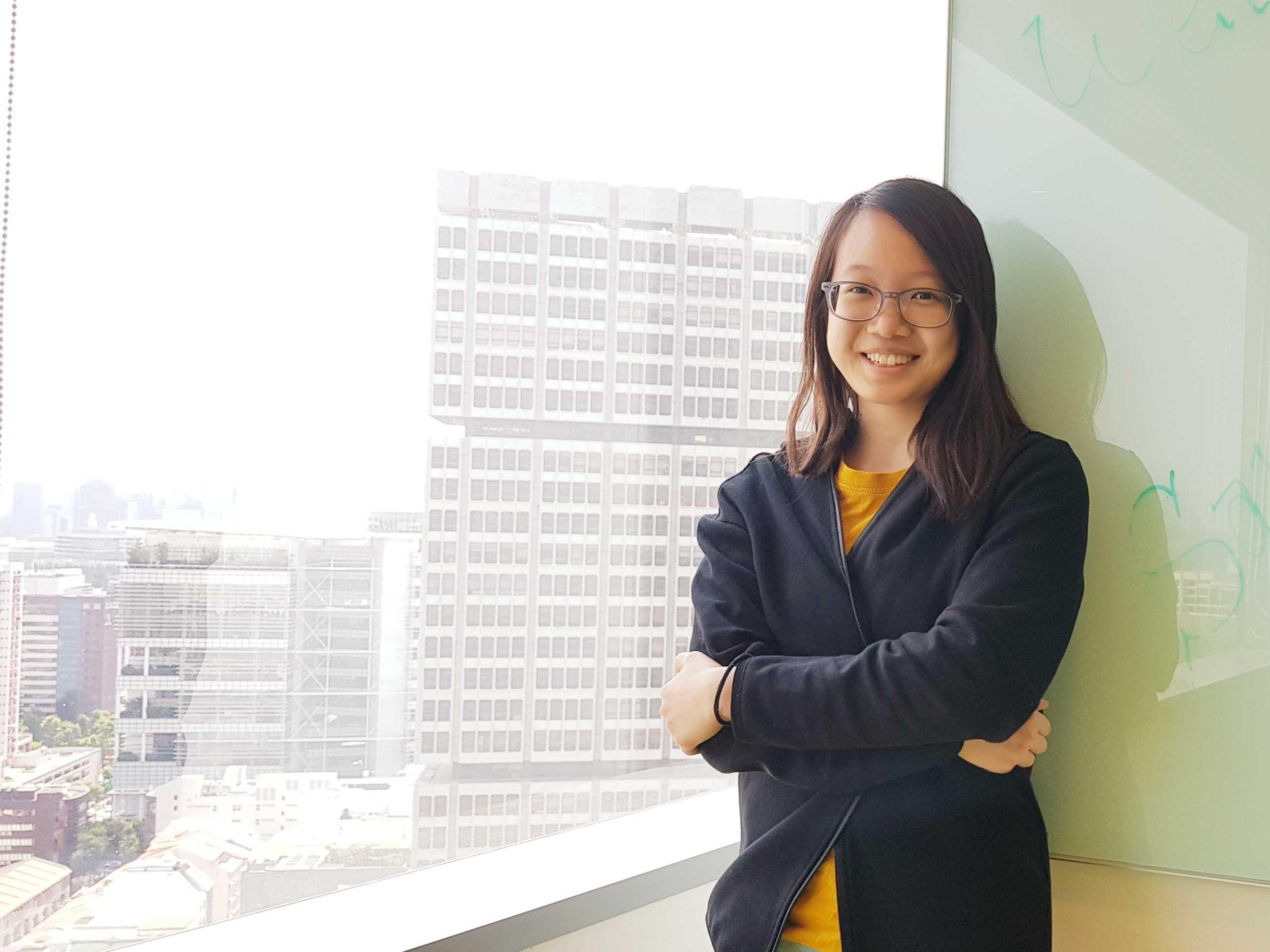 Beverly Mok Saleswhale intern
