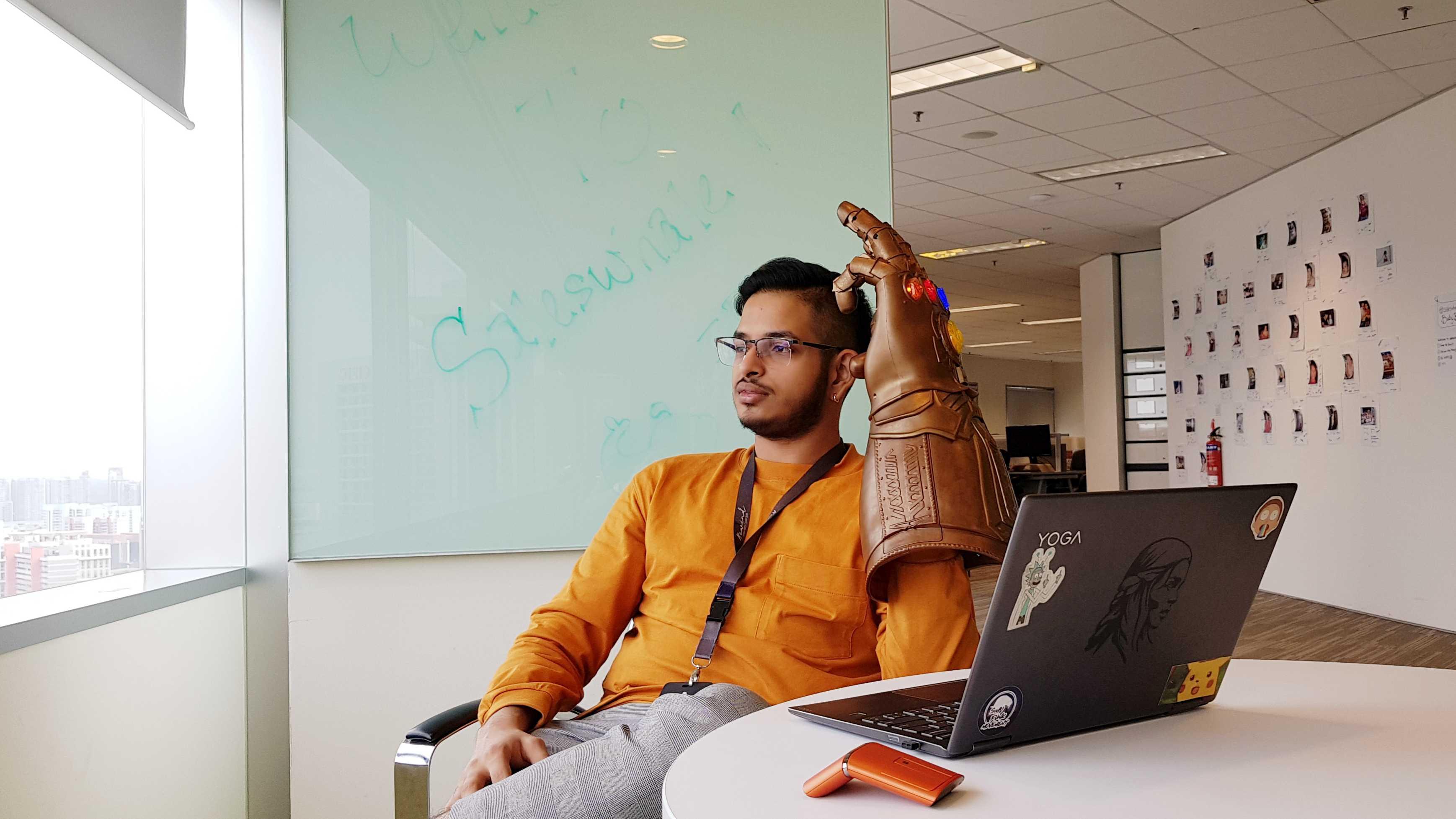 Mukesh Saklani Saleswhale intern